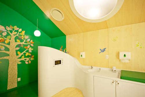Cozy Contemporary Nurseries
