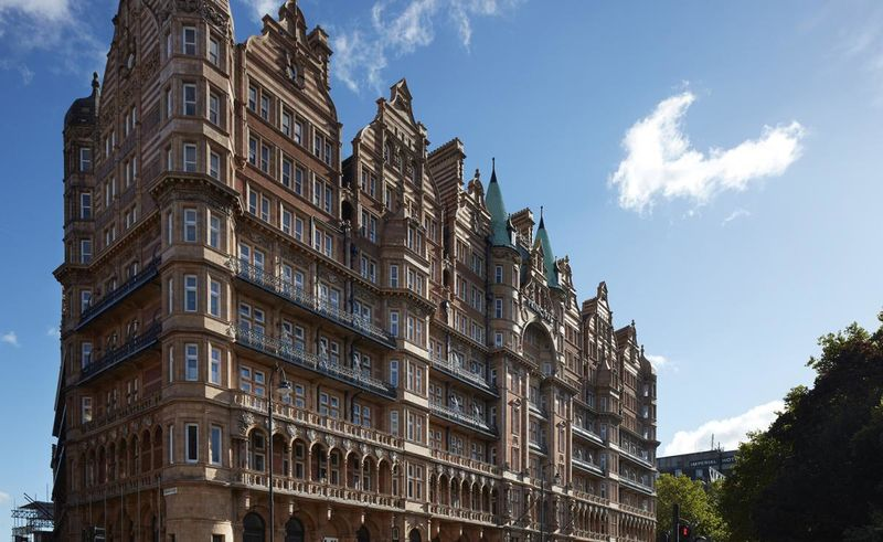 Luxe Traditional English Hotels
