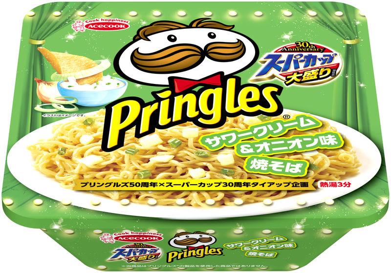 Potato Chip Instant Noodles