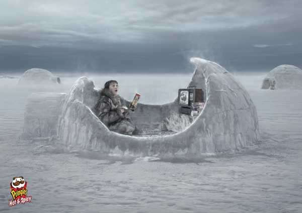 Ice-Melting Ads