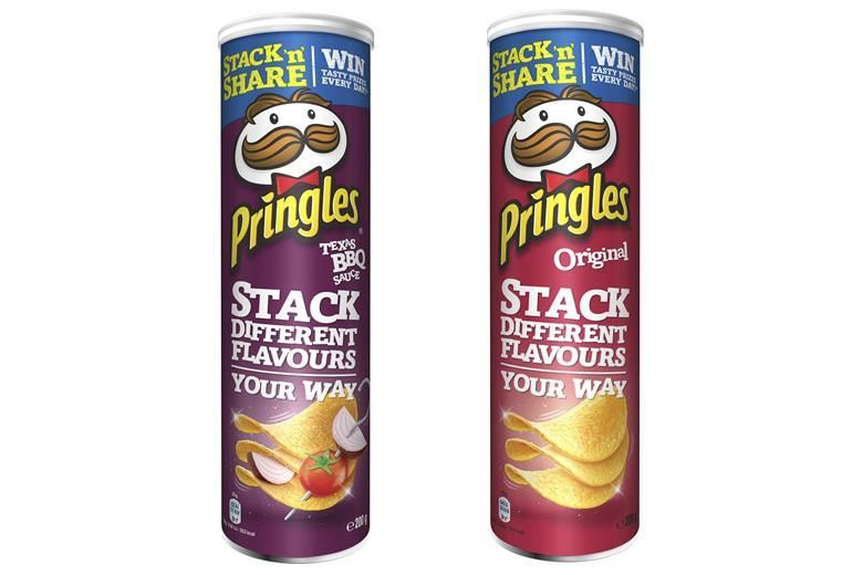 Flavor-Mixing Snack Promotions