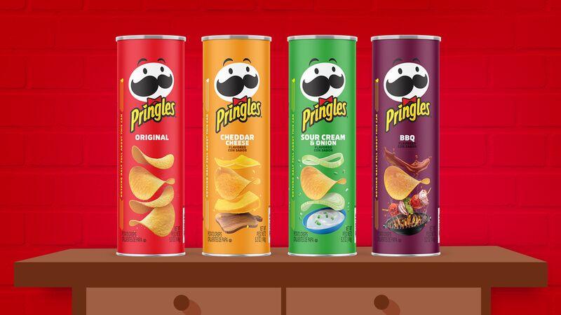 Potato Chip Rebrands