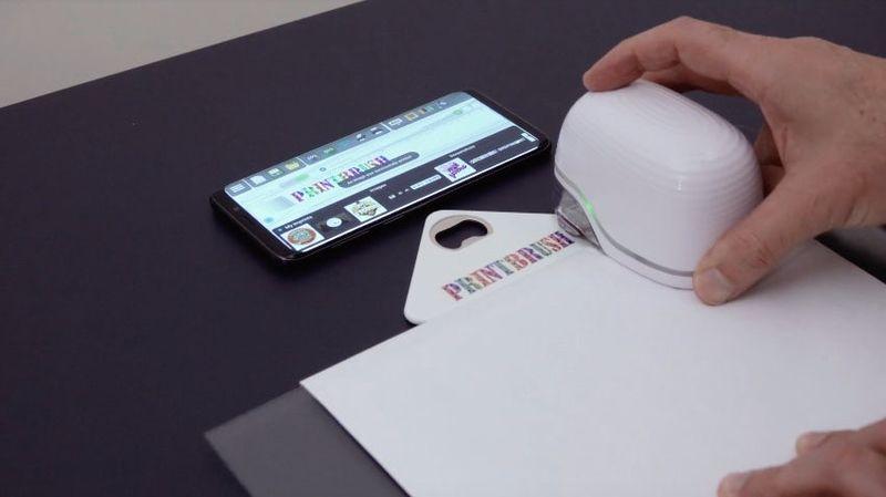 Handheld Inkjet Printers
