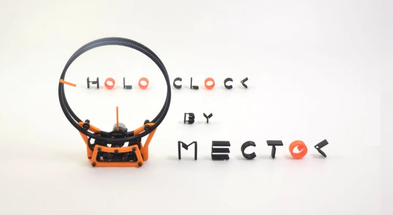 Printable Ring Clocks