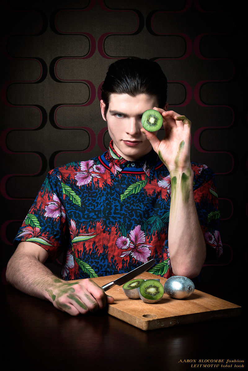 Fruitful Model Photography