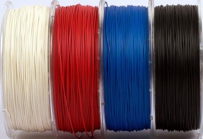 Natural Printer Filaments