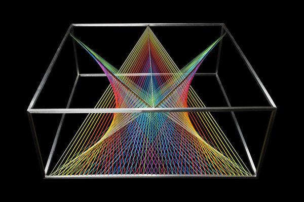 Light-Refracting Furniture