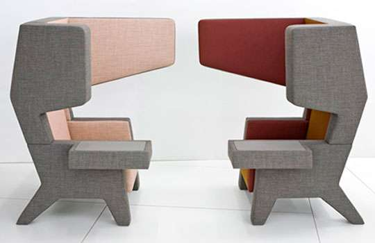 Privacy Chairs