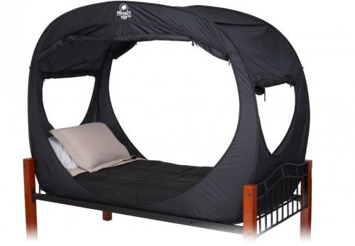 Solitary Bed Shelters