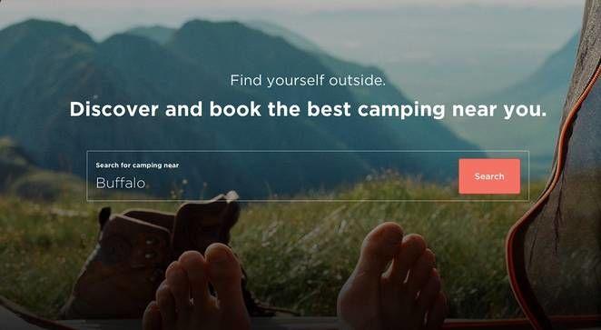 Private Campsite Apps