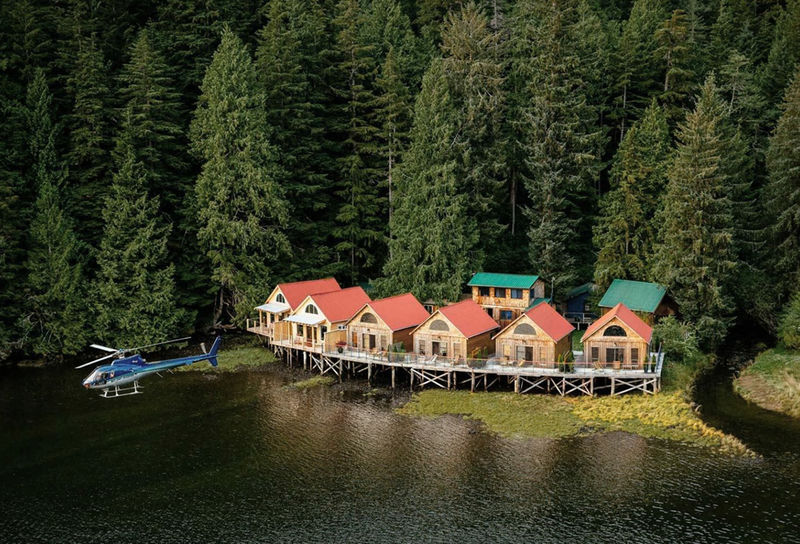 Remote Wilderness Retreats
