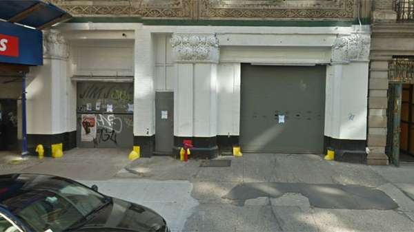 1 Millon Parking Spot Private Manhattan Garage