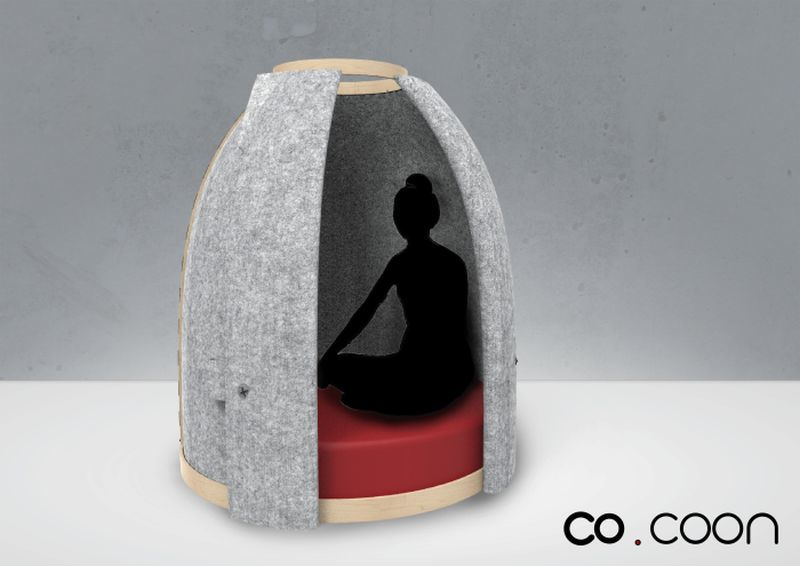 Soothing Privacy Office Pods