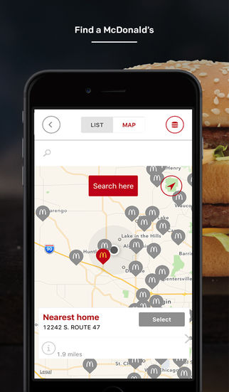 Fast Food Prize Apps