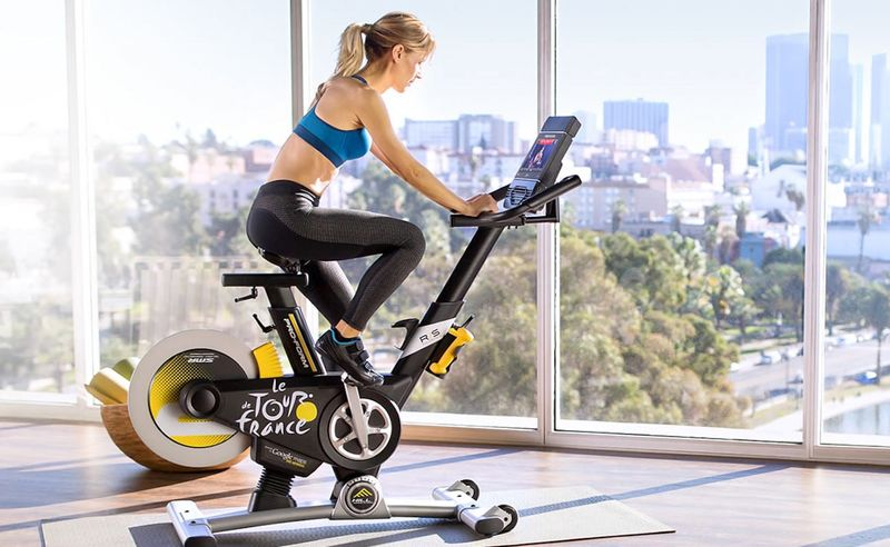 Digital Workout Class Bikes