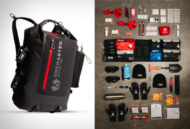 72-Hour Survival Backpacks