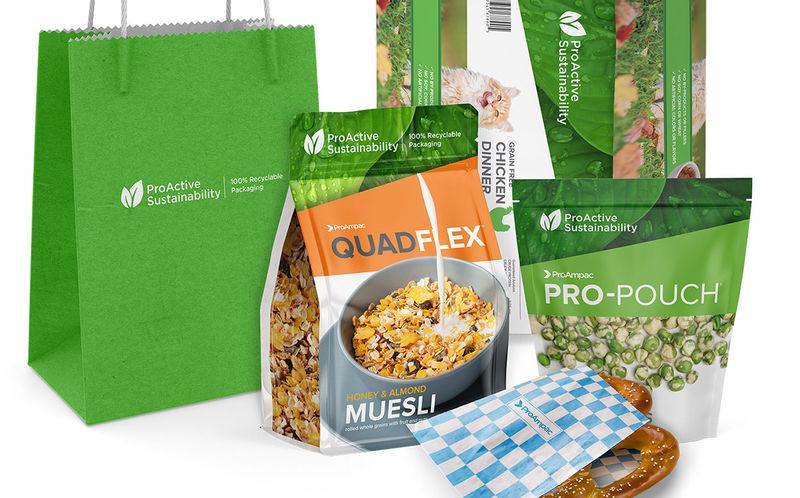 Sustainable Multipurpose Packaging Ranges