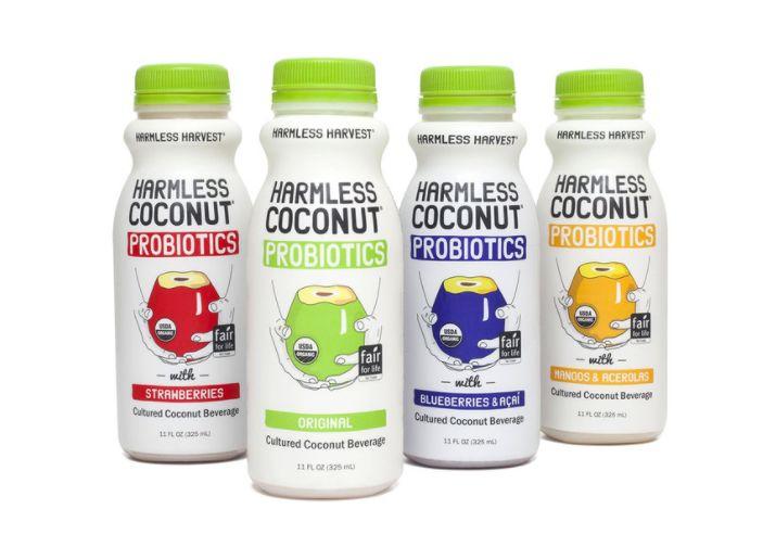 Probiotic Coconut Water