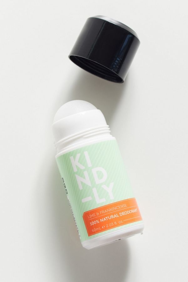 Natural Probiotic Deodorants - KIND-LY's Natural Deodorant Offers a Stain-free Application (TrendHunter.com)