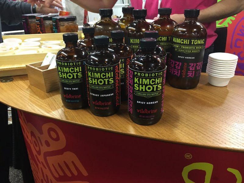 Probiotic Kimchi Beverages