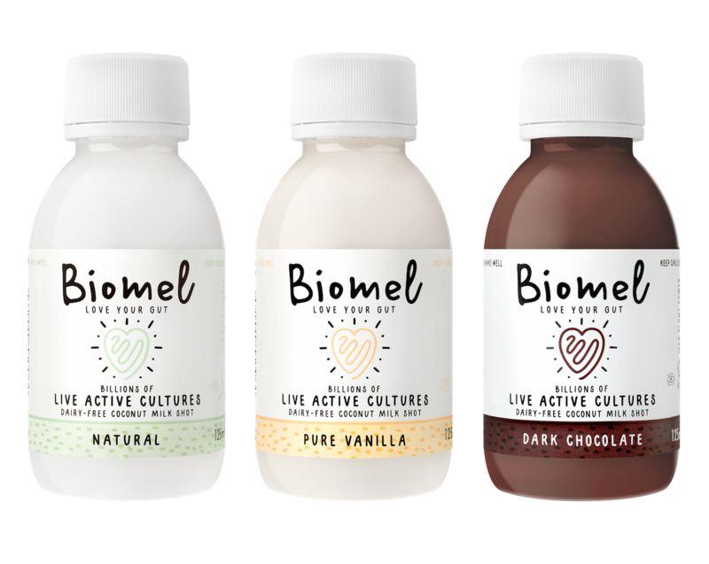 Dairy-Free Probiotic Shots