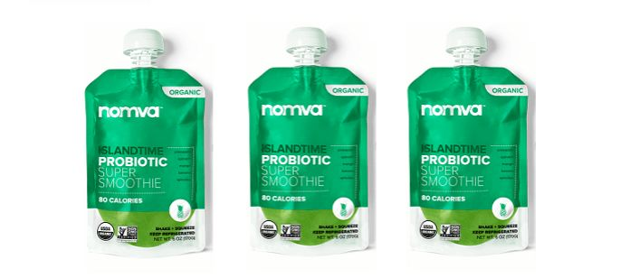 Exotic Probiotic Smoothie Pouches