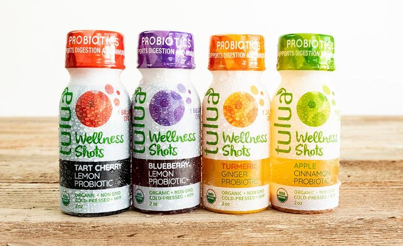 Digestive Health Drink Shots