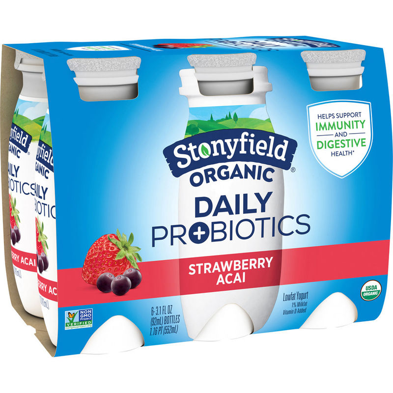 Probiotic Yogurt Drinks