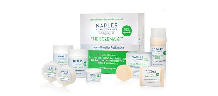 Specialized Eczema Cosmetic Kits