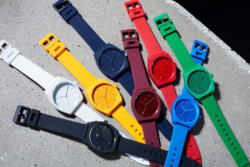 Contemporary Spring Timepieces