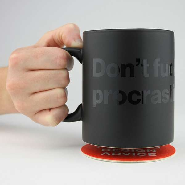 Deceptive Motivational Mugs