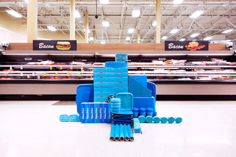 Disruptive Store Art Installations