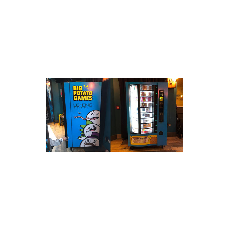 Board Game Vending Machines
