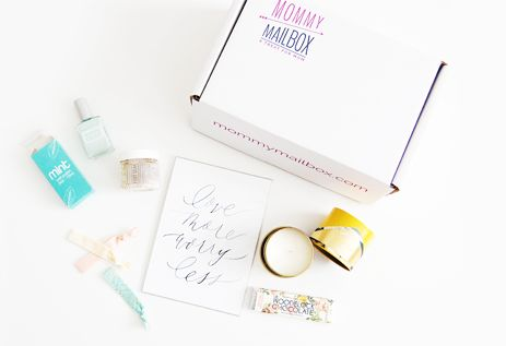 Motherhood Subscription Boxes