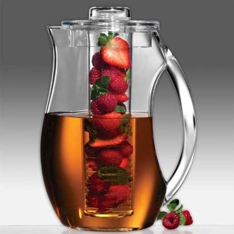 Healthy Summer Drink Jars