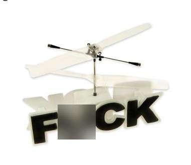 Profane Aerial Toys