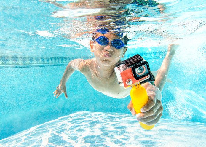 Affordable Professional Action Cameras