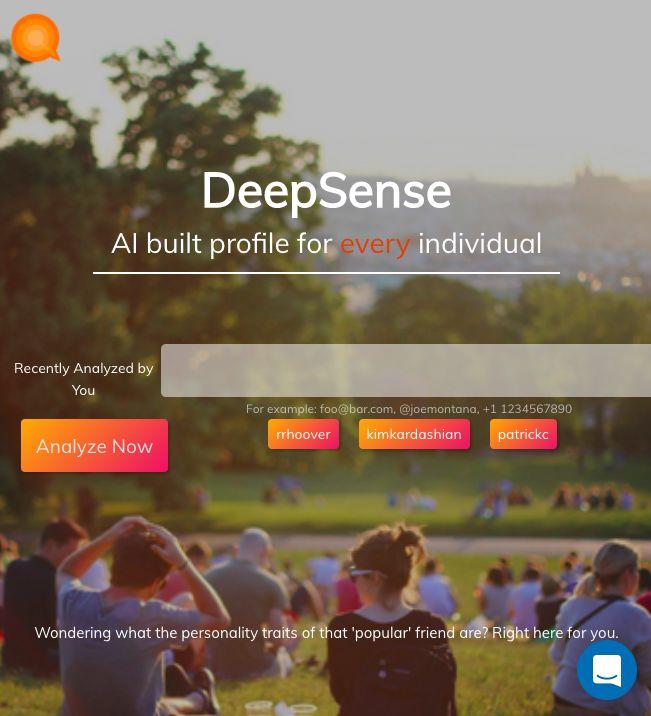 AI Profile Generators : profile generator