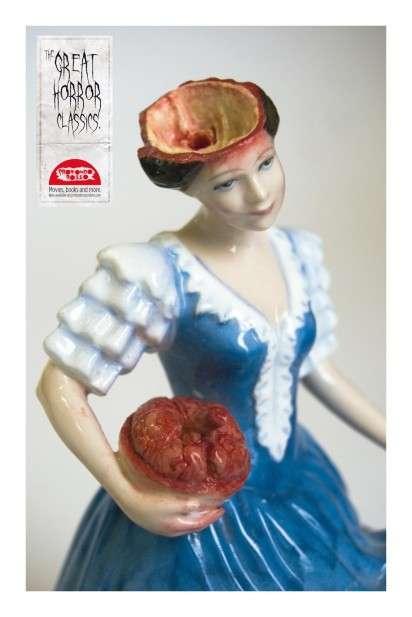 Horrific Porcelain Ads