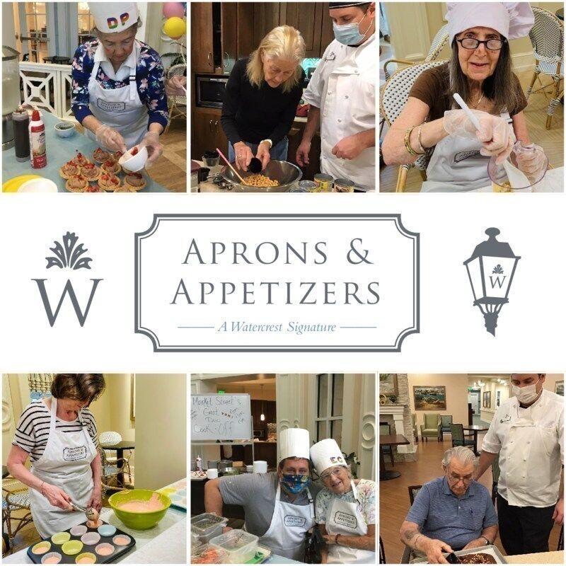 Senior Culinary Programs