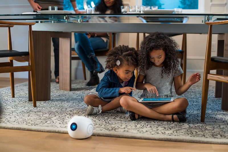 AR Coding Robots