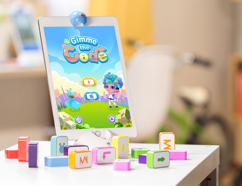 Gamified Children's Coding Apps