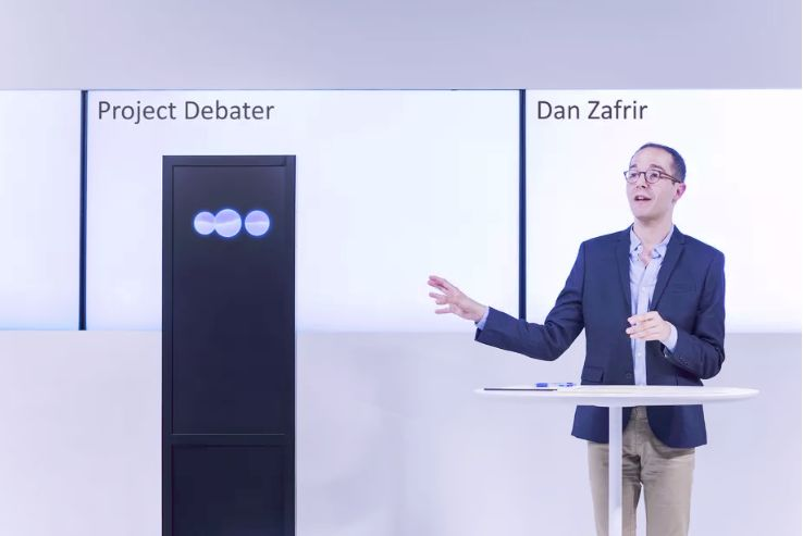 Debate Competition AI