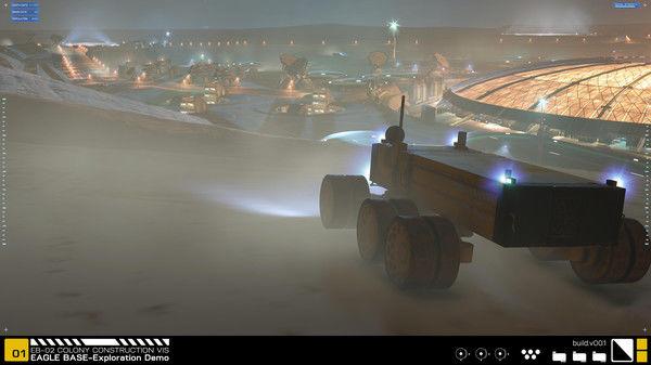 Artistic Martian Colonization Experiences
