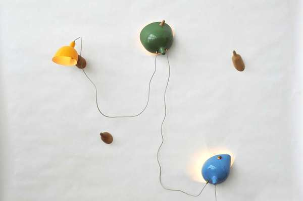 Quirky Colorful Lighting