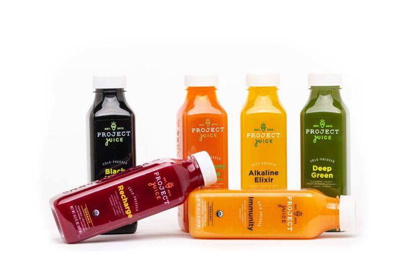 Custom Cold Pressed Juice Kits