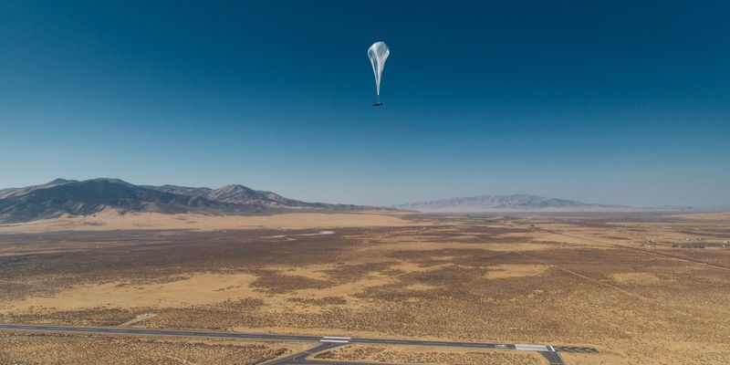 Balloon-Powered Communications