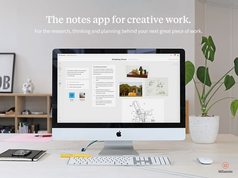 Creative Professional Organization Apps