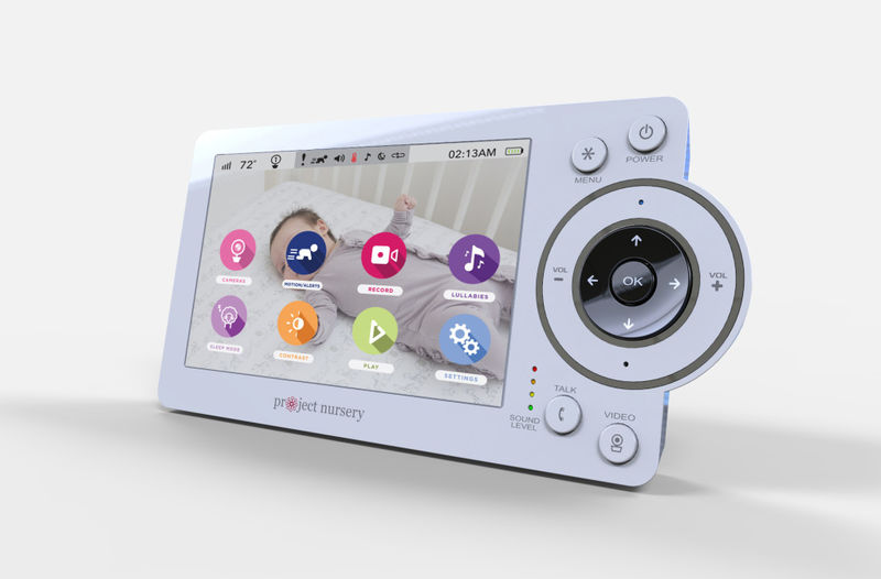 WiFi-Free Baby Monitors