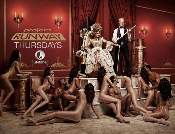 Risque Royalty-Inspired Advertising